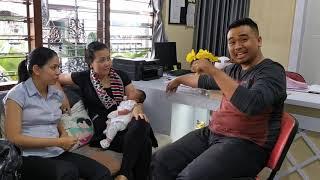 Anak Gentle Birth No Bergadang donk! ENAK YAAAA