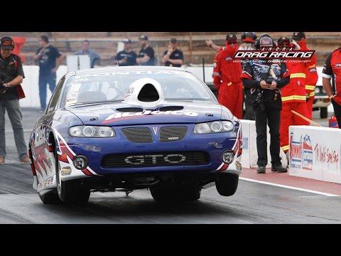 Sportsman Series - Grand Final, Adelaide International Raceway, April 4, 2017