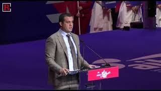 Govor Umara Kremleva, predsednika Međunarodnog bokserskog saveza (AIBA)