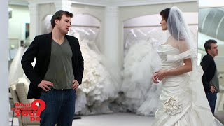 Groom criticizes fiancé's dress choice l First broadcast on 7/11/2014