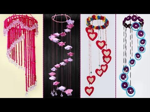 10 Wall Hangings Ideas !!! DIY Handmade Things