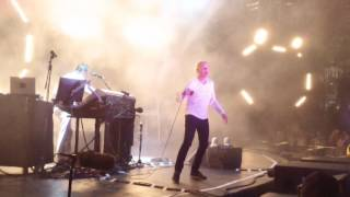 Underworld play Born Slippy Live Stage Ultra Misic Festival Miami 2...