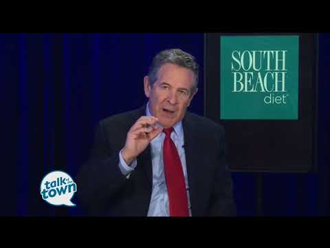 South Beach Diet Creator Dr. Arthur Agaston talks about Weight Loss and Wellness