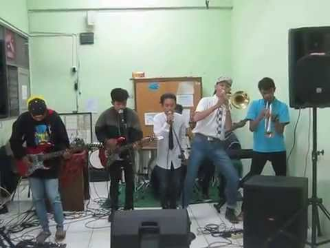 Wante-X (Genit Tipex Cover) @ Audisi Effort 3rd SMK 48 Jakarta