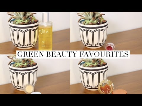 Natural/Green & Organic Beauty Products with Courtney James