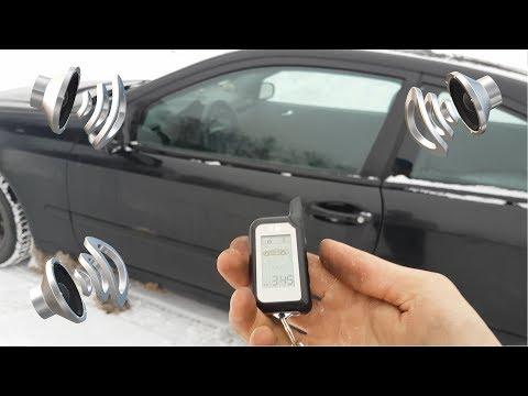 Wireless Car Alarm Review & Installation DIY