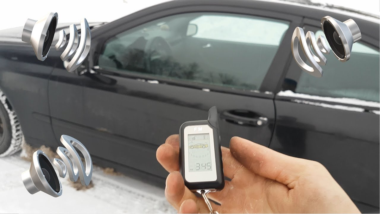 Wireless Car Alarm Review  U0026 Installation Diy