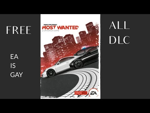 Need For Speed Most Wanted 2012 For *FREE*  With ALL DLC