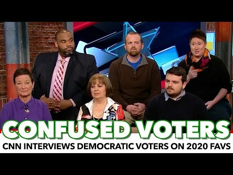 CNN Focus Group's Baffling & Encouraging Thoughts On 2020 Democrats