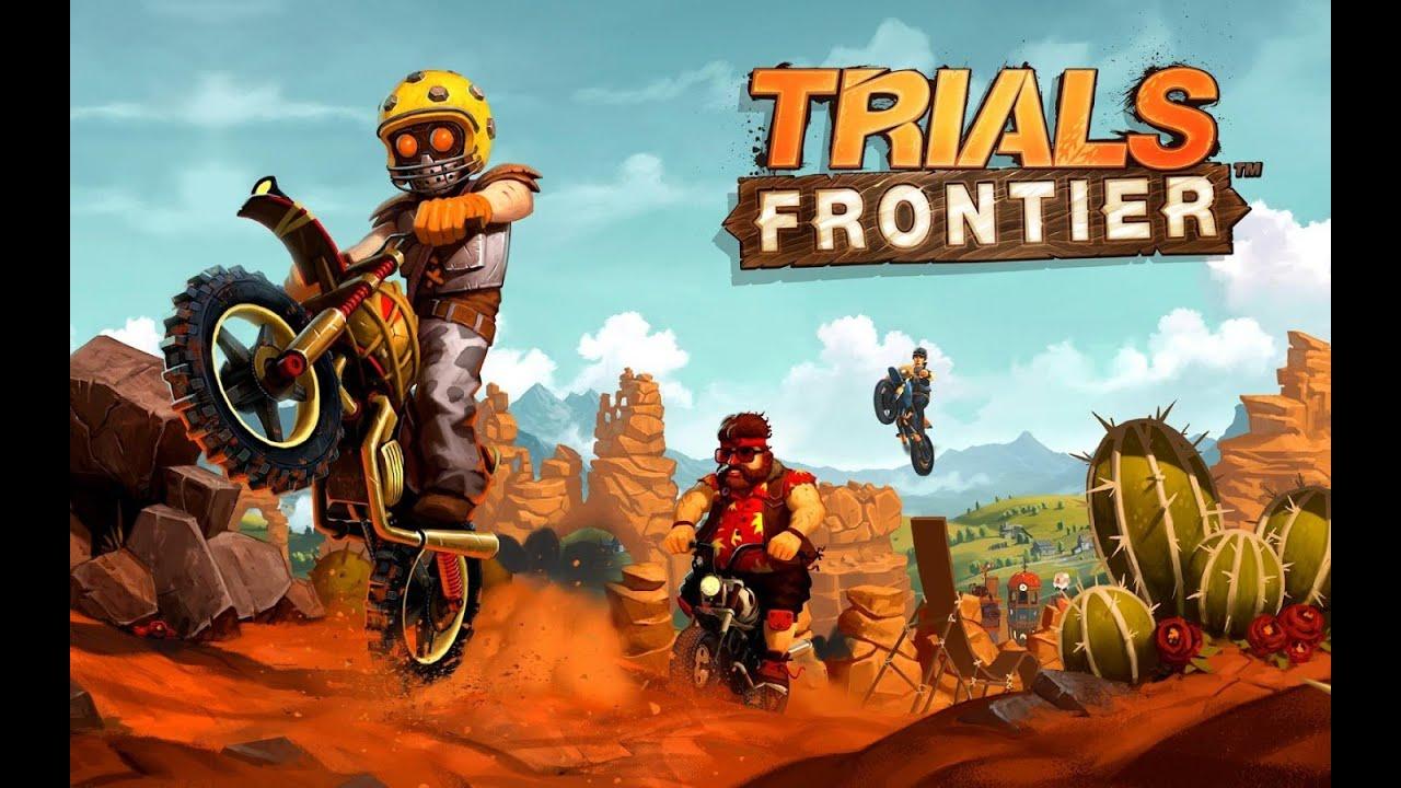 Trials Frontier apk android, pc et ios