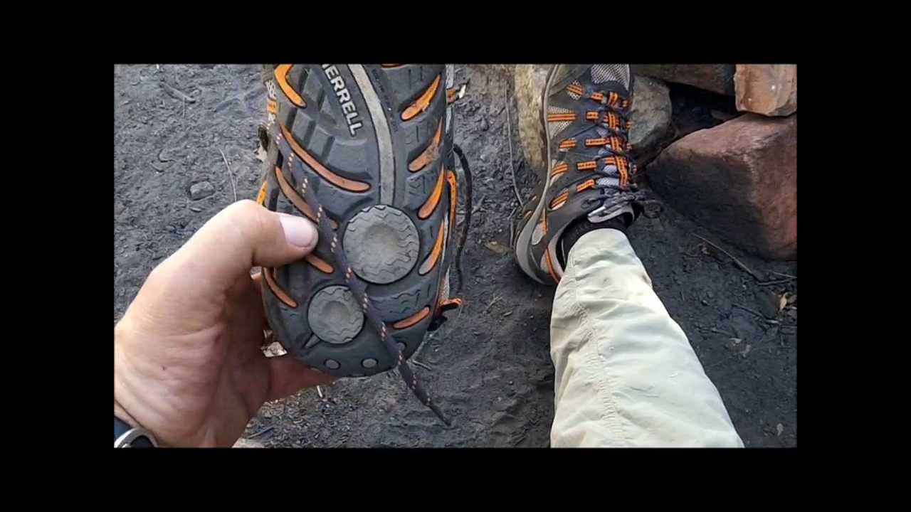 BEST WATER / HIKING SHOES BY MERRELL - YouTube