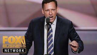 Peter Thiel calls on FBI, CIA to investigate Google: Report