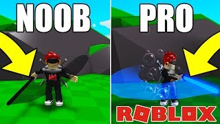 Training To Be The STRONGEST! In Roblox Saber Simulator