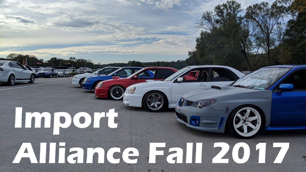 import alliance 2016 fall meet