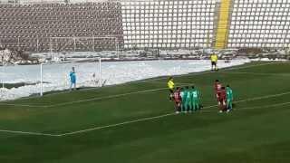 Bandırmaspor 1-0 Kızılcahamamspor A.Ş