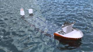 World largest semi-submersible cargo transport ship