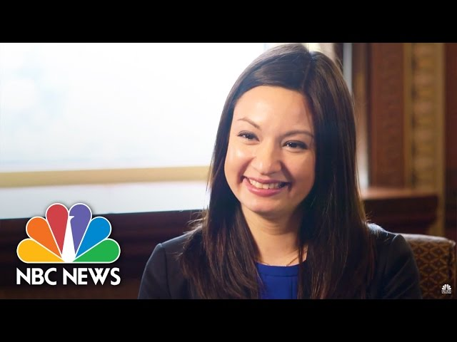 Young Latinos In The White House: Leah Katz-Hernandez | NBC News