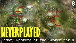 [NP] Eador: Masters of the Broken World Review