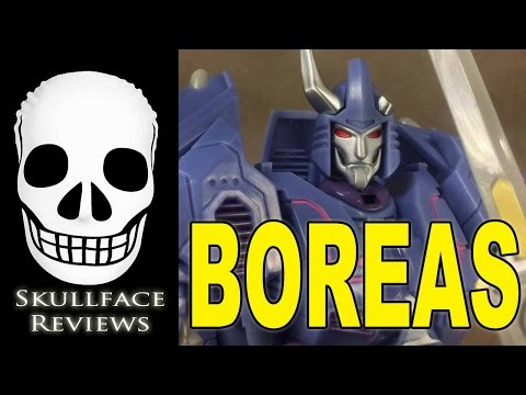Transformers 3rd Party Mastermind Creations Reformatted Boreas (Cyclonus)