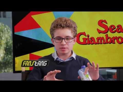Sean Giambrone of The Goldbergs Exclusive