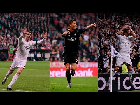 Cristiano Ronaldo - All 9 Goals Vs Bayern Munich 2012/2017
