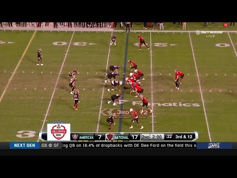 NCAAF 2020 NFLPA Collegiate Bowl