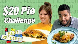 Bryan Ford's Gator Hand Pies vs Natasha Pickowicz's Veggie Turnover | Beat The Receipt | Food & Wine