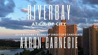 Aaron Carnegie - Riverbay Board of Directors Candidate 2019