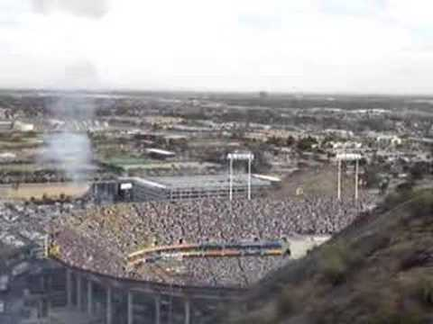 Last Fiesta Bowl @ Sun Devil Stadium