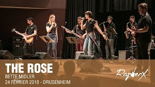 The Rose - Bette Midler - Live cover RazberX