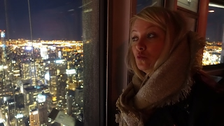 """INSIDE THE """"SWAYING""""!!! MAST OF THE EMPIRE STATE BUILDING!!"""