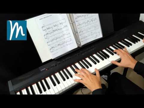 02 - Gabriel´s Oboe - La Mision - Morricone - Piano cover