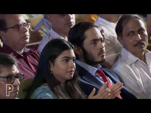Reliance JIO 4G Launch & AGM of Reliance Industries 2016 Muk