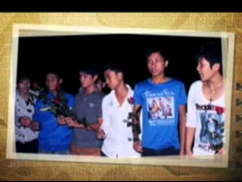 Lớp 12a2- THPT Quan Sơn 2. Khóa 2009-2012