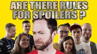 Are There Rules For Spoilers? | Idea Channel | PBS Digital Studios