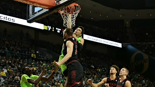Dillon Brooks & Jordan Bell Are As Electric As Oregon