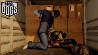 Dockyard Heist - Sleeping Dogs Mission #20