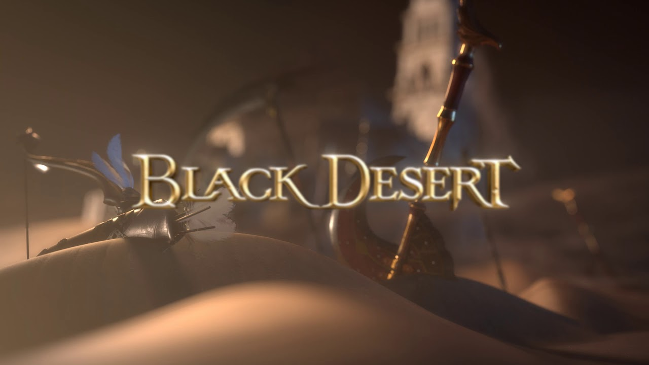 Black Desert Online coming to PS4 in 2019, pre-orders start in July