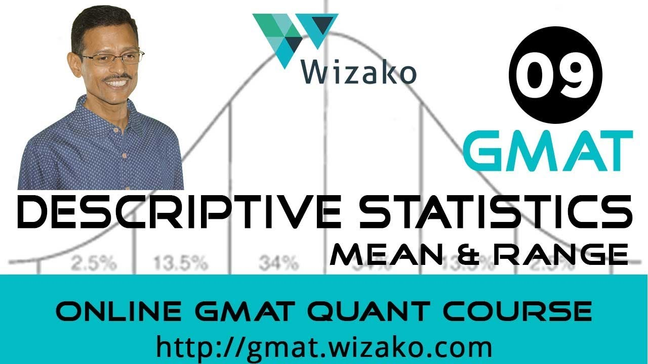 GMAT Mean and Range practice question  680 to 700 level question
