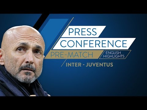 Lagu Video Inter-juventus | Luciano Spallettis Pre Match Press Conference  English Subtitles  Terbaru