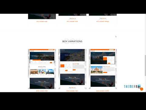 Travel Zone - Tour and Travel Agency HTML5 Template        Miles Bran