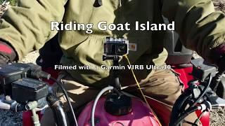 Beyond the Main: Riding Goat Island