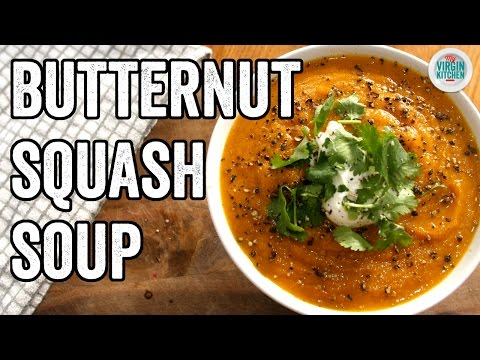 SQUASH SOUP RECIPE | Fat Boy Slimming #2