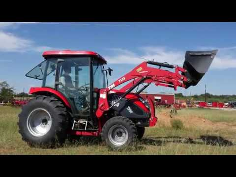 Demo Video TYM T454C