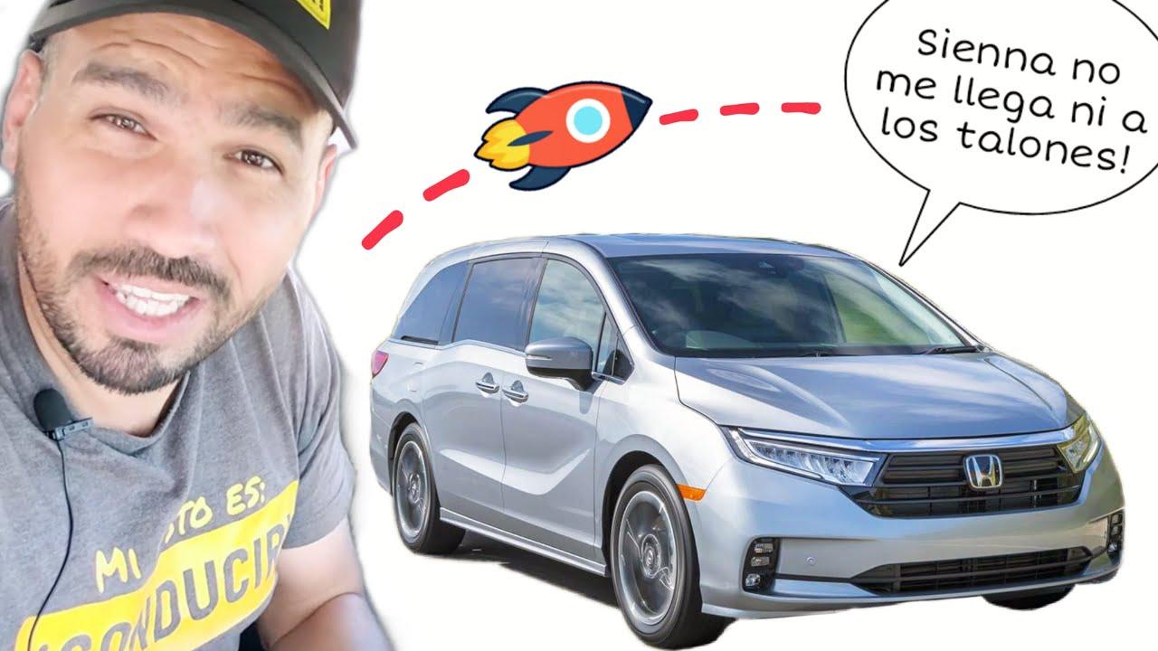 PRUEBAS DE CONSUMO: Honda Odyssey!