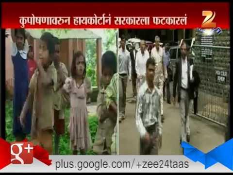 Mumbai High Court On Malnourished Children