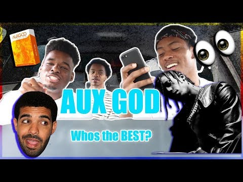 HIP HOP & RNB   SEEING WHO&39;S THE REAL AUXGOD