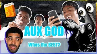 HIP HOP  RNB   SEEING WHOS THE REAL AUXGOD