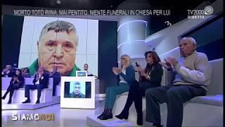 Siamo Noi - Morto Toto Riina: mai pentito, niente funerali in chiesa per lui