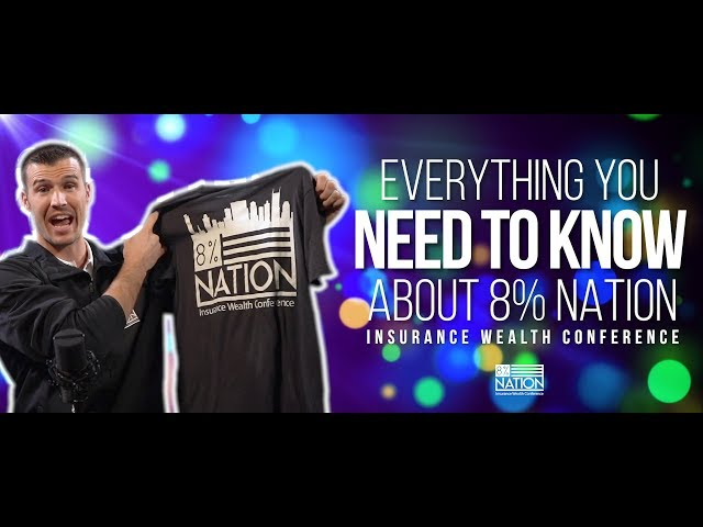 Everything You NEED To Know About 8% Nation Conference